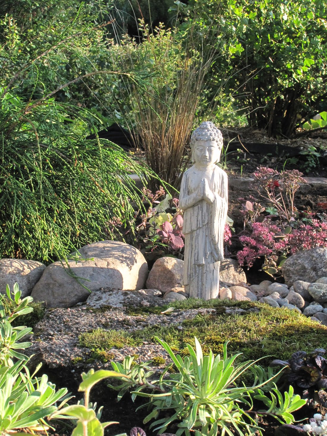 Feng Shui… Zen-alue pihaan