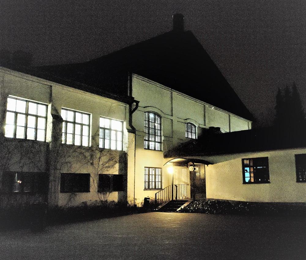Suomen Lasimuseossa